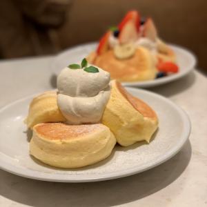 幸せのパンケーキ♡