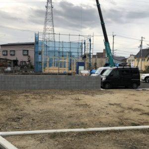 """【北久米の分譲地】 建売""""NEW""""(4LDK)"""